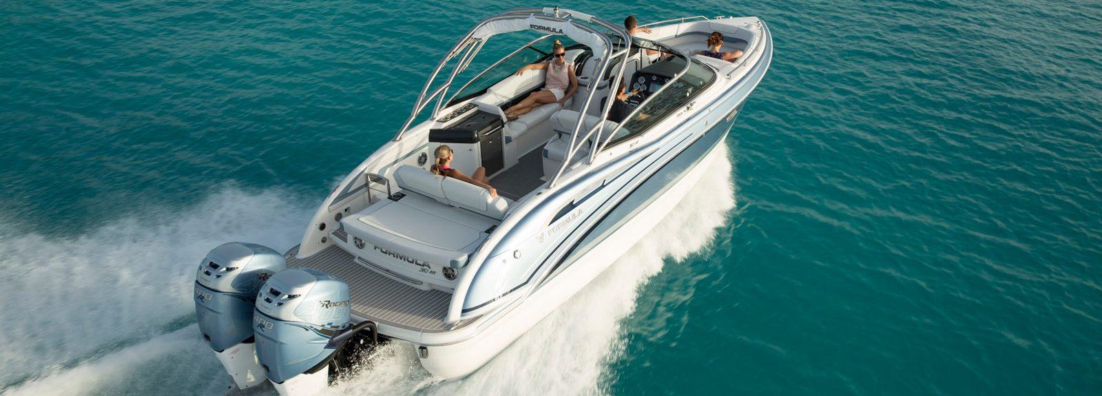 Formula luxury boat 310 BR