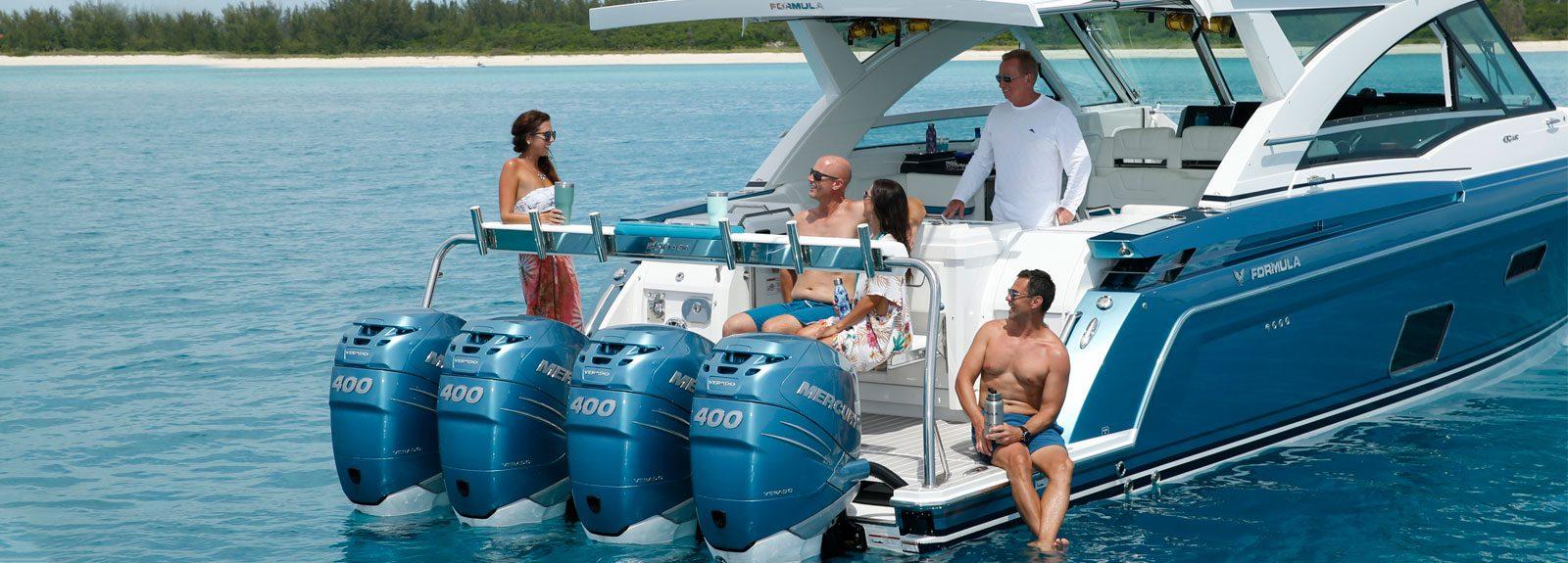 Amerikan Motoryat balıkçı tipi