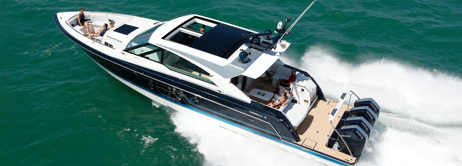 Offshore Lüks Motoryat-Yat Modelleri Formula